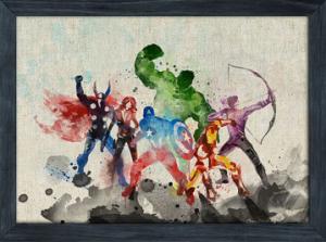 tableau-Avengers