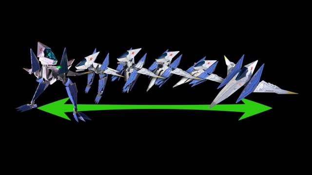 Une idée exhumée de l'avorté Starfox 2 : la transformation de l'Arwing en Walker, qui fera son apparition dans Starfox Zero